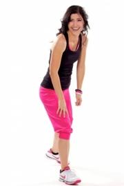 3/4 Trainingsbroek WBE5 Pink