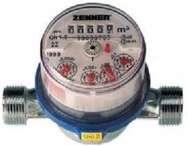 """Watermeter type ETKD-N 1,5 3/4""""bu.dr. ("""