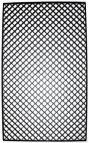 Filter Rooster standaard zwart 68 x 40 x 1.2 cm (