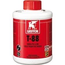 Griffon T88 met KIWA keur (965 N/980) Lijm 250 mL met Kwast *