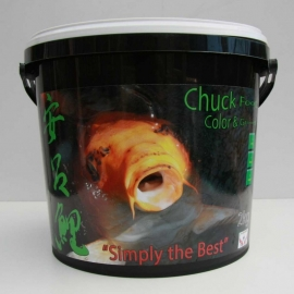 Chuck Food Color & Grower 2 Kg
