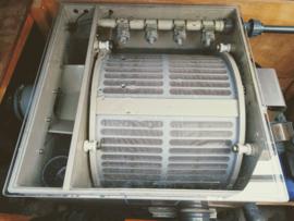Transparante deksel voor Aquaforte trommelfilter ATF-XL (