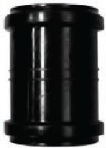 32 mm Steekmof 2 x Manchet Zwart