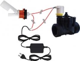 Set Niveauschakelaar Compact met 24VAC magneetventiel en Transformator (