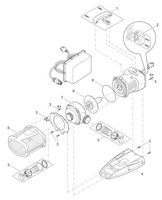 (4) Voet EC2 Maxi