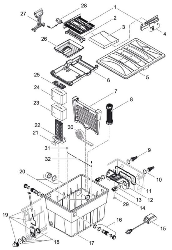 (14) Inlaatschroef BioTec
