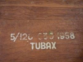 kindertafel TUBAX 1958 *VERKOCHT*