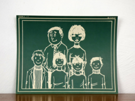 vintage schoolplaat Plantyn les 37