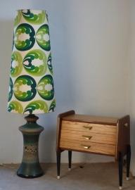 60's staande lamp  *VERKOCHT*