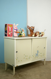 vintage Bambily kast