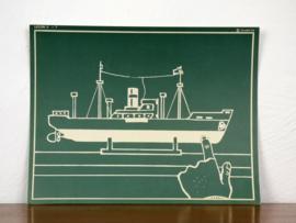 vintage schoolplaat Plantyn les 57