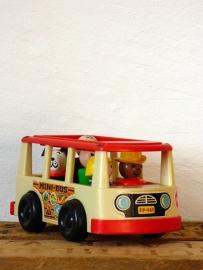 Vintage Fisher Price minibus