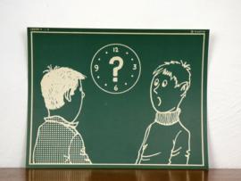 vintage schoolplaat Plantyn les 44