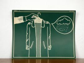 vintage schoolplaat Plantyn les 53