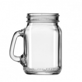 Libbey Drinking Jar Mini 140ML