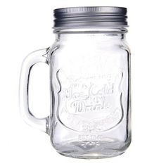 Drinking Jar Ice Cold 473ml