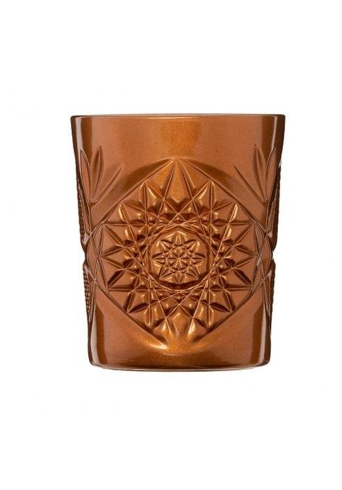 Libbey Hobstar D.O.F. glas Copper