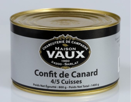 Confit de Canard - 4 à 5 porties