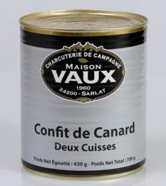 Confit de Canard - 2 grote porties