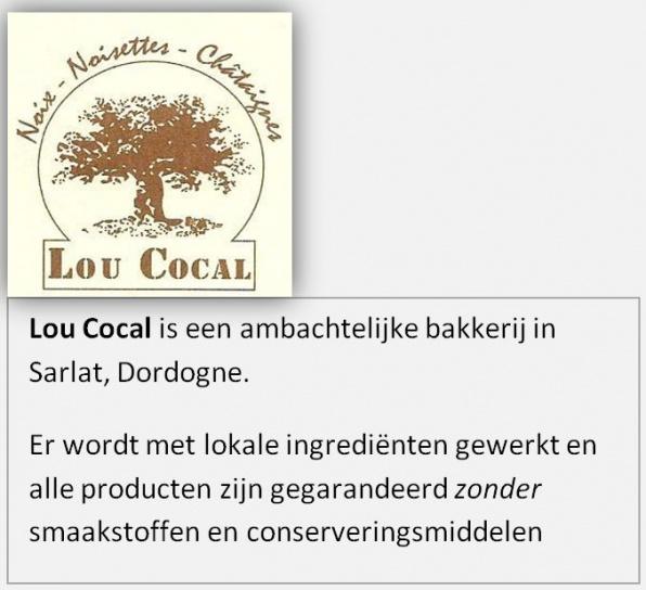 Lou Cocal | Ambachtelijke bakker | Franse Specialiteiten