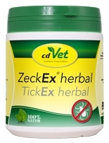 CDvet teek ex herbal