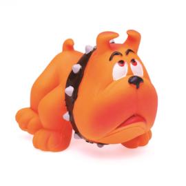Lanco Toys Bulldog van natuurlijk rubber (large)