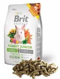 BRIT konijnenvoer rabbit junior 1.5kg