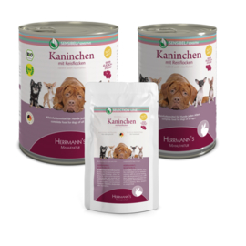 Herrmanns Sensitive Konijn met rijst