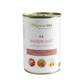 OrganicVet  Veterinary Nierdieet hondenvoeding