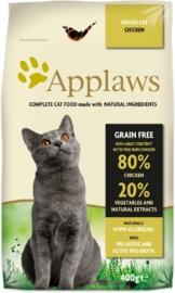 Applaws graanvrije kattenbrokjes senior