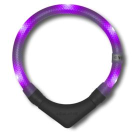 Leuchtie PLUS lichthalsband Lavendel