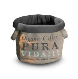D&D Home collection coffee bag Pura Vida