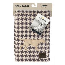 Tall Tails hondendeken houndstooth