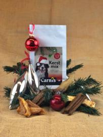 Carnis Kerstmix Gedroogde Hondensnacks