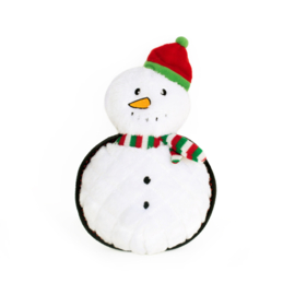 ZippyPaws Holiday Z-Stitch - Snowman