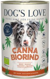Dog's Love Canna Bio Rund