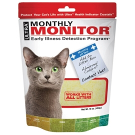 Monthly Monitor - PH test kattenbakvulling