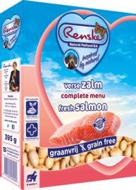 Renske Vers Graanvrij - zalm (vis) 395 gram