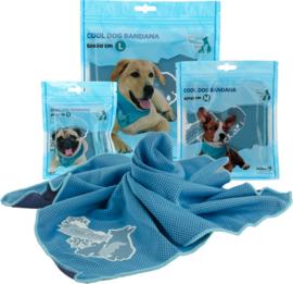 Coolpets koel bandana voor de hond