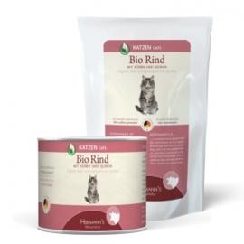 Herrmanns bio kattenvoer Rund en quinoa