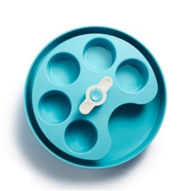Spin Bowl Cups blauw