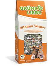 Grüne Liebe - Vitamin Vesper biologische mix