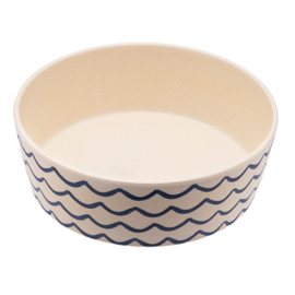 Beco Classic Bamboo Bowl - Golven