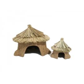 Rosewood Edible Play Shack - Eetbaar speelhuisje voor knaagdieren