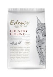Eden 85/15 Country Cuisine Cat Food 1,5 kilo