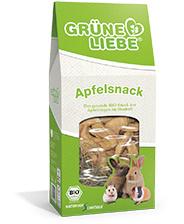 Grüne Liebe - Biologische Appelsnack