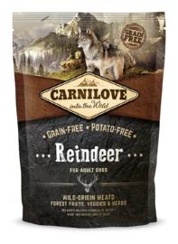 Carnilove Reindeer - Rendier 1,5 kilo