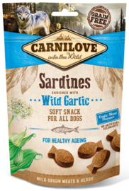 Carnilove hondensnacks Soft - Sardine