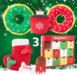 ZippyPaws kerstpakket nummer 3