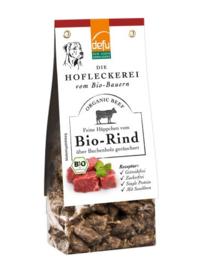 Defu Hondensnack - Häppchen Bio-Rind - Hapjes Gerookt Rundvlees